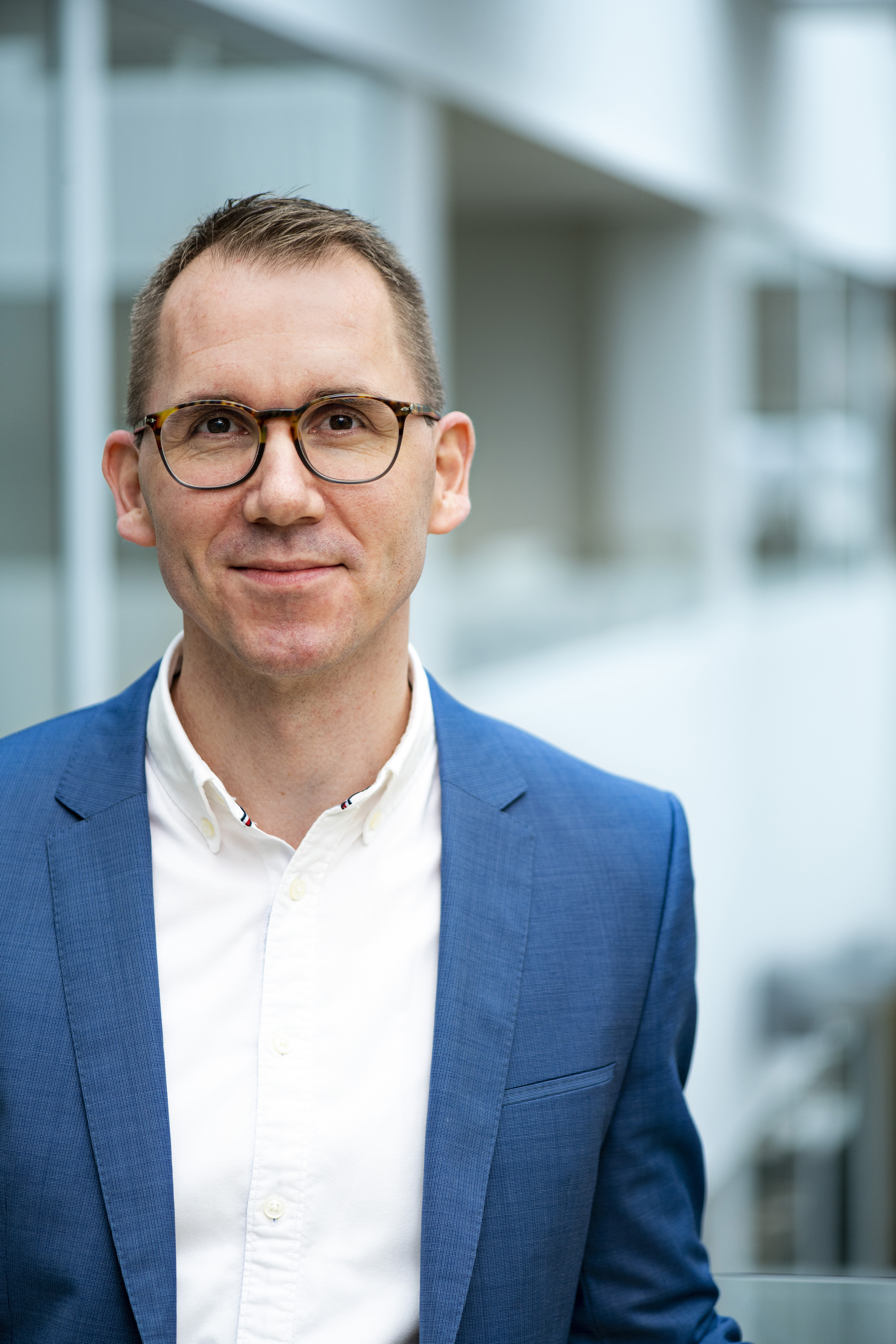 Peter Bornerup, Head of Factory Automation
